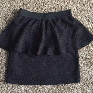 Disney Black Girl Dress Skirt Size L